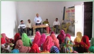 Farmer awareness programme under MGMG