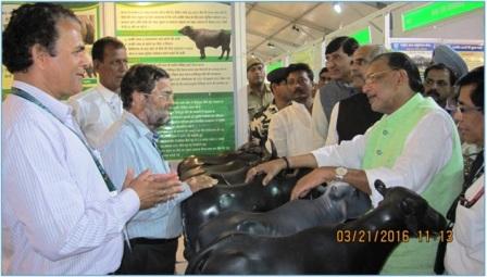 Participation in 'Krishi Unnati Mela'- the National Level Agriculture Fair-cum-Exhibition in New Delhi