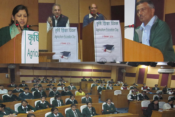 ICAR-CIRB Celebrates Agriculture Education Day