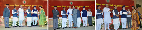 ICAR-CIRB Scientists Received National Awards on 88th ICAR Foundation Day