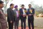 पशु पालन विभाग भारत सरकार के कमिश्नर डॉ.सुरेश.एस.होन्नप्पागोल ने भैंस पालन प्रशिक्षण के प्रशिक्षुओं को सम्भोधित किया