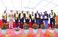 केन्द्रीय भैंस अनुसंधान संस्थान में 35वें स्थापना दिवस के अवसर पर किसान मेला वगोष्ठी सम्मपन