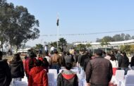 72ndRepublic Day Celebration at Central Institute for Research on Buffaloes