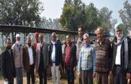 Director visits CIRB- Sub-Campus Nabha, Punjab